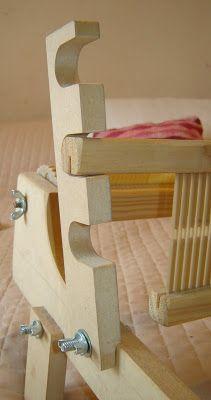 Woodworking Used Machinery Weaving Loom Diy, Inkle Weaving, Weaving Tools, Inkle Loom, Card Weaving, Weaving Projects, Weaving Textiles, Weaving Patterns, Tapestry Weaving