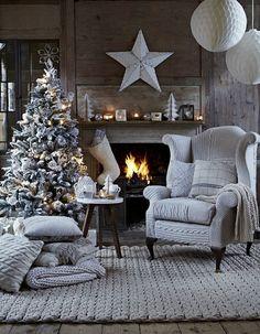 70 Amazing Nordic-inspired Christmas decor ideas