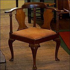 Southern Corner Chair