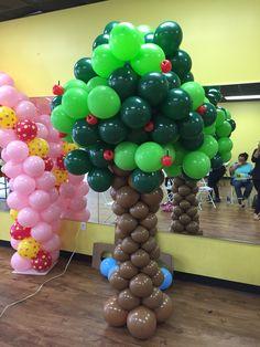 Ballon tree
