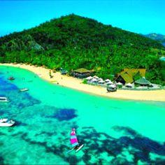 My dream vacation Fiji