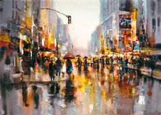 """""""Opening Night"""" by Brent Heighton"""