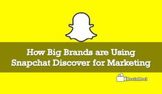 Snapchat Discover features were launched two years ago in 2015. This is like an online magazine and is available both on Android and iOS devices. The discover page appears similar to Pinterest with a grid of tiles and we can see images and headlines previews of the discover channels content. Tapping and holding on the … Video Advertising, Marketing And Advertising, Snapchat Video, Seo News, Grid, Ios, Android, Content, Magazine