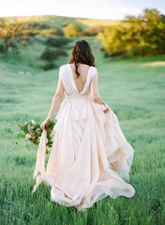 Dreamy bridal sessio