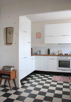 fliesenspiegel Poligöm / Une nouvelle crédence dans la cuisine