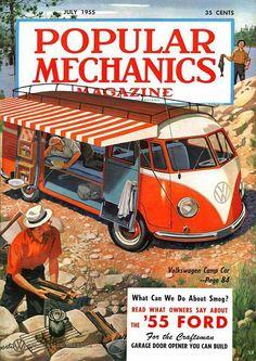 f0befee8c Motonetas, Combi, Mecánica Popular, Portadas, Emprendimiento, Revistas,  Volkswagen Bus,