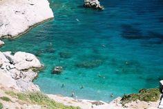 Aegiali Beach, Island of Amorgos Greek Islands, Greece, Blue And White, Boat, Earth, Sky, Country, Water, Beaches