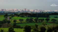 """Londrina vista a partir da Mata dos Godoy."" Por Wilson Vieira. #Londrina #Parana #Brazil"