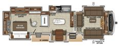 Rv Floor Plans, Kitchen Floor Plans, Campers For Sale, Rvs For Sale, Jayco Rv, Class B Motorhomes, Luxury Fifth Wheel, Camping World Rv Sales, Fifth Wheel Campers