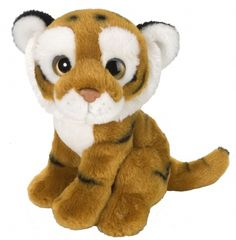 Wild Watchers Tiger at theBIGzoo.com, a toy store featuring 3,000+ stuffed animals.