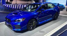 The 2018 Subaru WRX STI Is, Thankfully, More Of The Same
