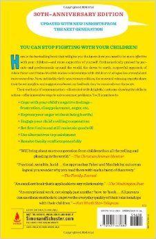 How to Talk So Kids Will Listen & Listen So Kids Will Talk: Adele Faber, Elaine Mazlish: 9781451663884: Amazon.com: Books