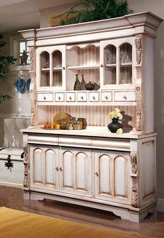 """""""Викинг"""". Буфет GL 05/1 - Белорусская мебель из массива в Москве - Bel-m"""