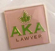 AKA lawyer pin