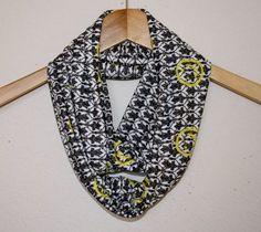 Sherlock Infinity Schal Featuring die Tapete mit Smiley-Gesicht, Circle Schal extra lang