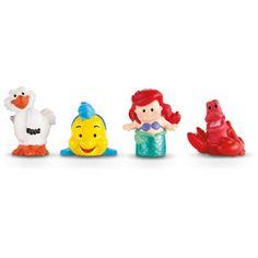 Fisher-Price Little People Disney Princess Ariel & Friends