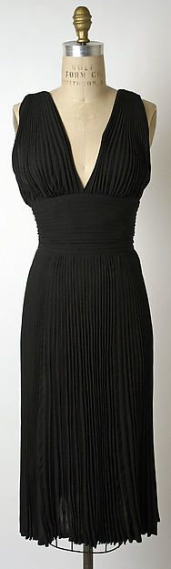 1953 Norman Norell | Cocktail dress | American | The Metropolitan Museum of Art