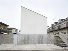 House in Fuchu - Tokyo, Japan - 2011 - Suppose Design Office #architecture #japan