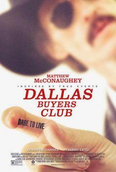 "<3<3<3<3<3 ""Dallas Buyers Club"" un biopic de Jean-Marc Vallée, avec Matthew Mc Conaughey, Jennifer Garner & Jared Leto (01/2014)"