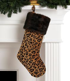 """Haute Couture Collection """"Leopard"""" Stocking NEED Leopard Fashion, Animal Print Fashion, Animal Prints, Christmas Style, Cheetah Print, Leopard Prints, Leopard Spots, Looks Cool, Couture Collection"""