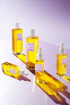 New from Rodin, this lavender face and body oil. Click to read more