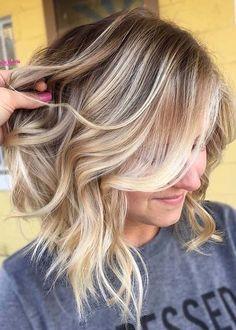 36 Luminous Blonde Hair Color Ideas for 2018