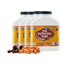 Food For Emergency Survival