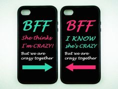 Cute BFF iPod touch 5 generation case.