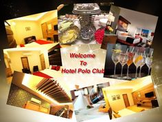 If you have style, Hotel Polo Club have a place for you!!!
