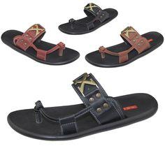 GBP - Mens Slip On Slippers Beach Walking Summer Casual Fashion Flip Flop Sandal Size Mens Slip On Slippers, Leather Slippers For Men, Mens Flip Flops, Flip Flop Shoes, Sport Sandals, Women Sandals, Sandals 2018, Men's Sandals, Beach Shoes