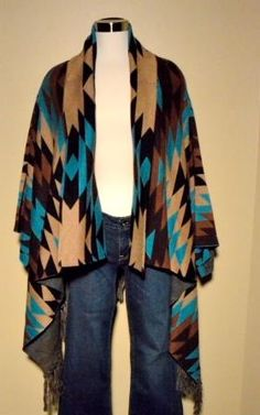 New for fall 2013: Hippie sweater by Tasha Polizzi