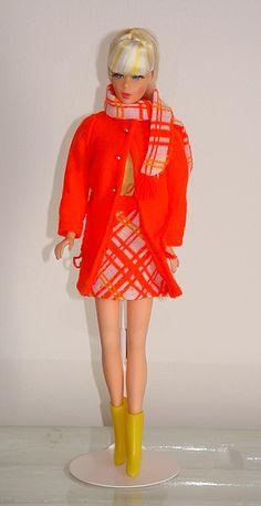 Mod Barbie 1970 Anti-Freezers #1464