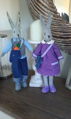 Making Luna Lapin: Sew and Dress Luna, a Quiet & Kind Rabbit with Impeccable Taste Pet Toys, Doll Toys, Soft Toys Making, Fabric Toys, Christmas Sewing, Knitted Dolls, Soft Dolls, Soft Sculpture, Handmade Toys