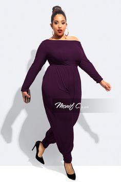 Plus Size Fashion - Monif C
