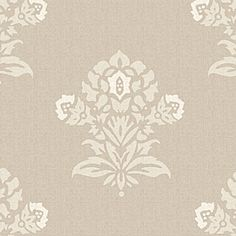 Serena & Lilly White/Putty Jaipur Fabric