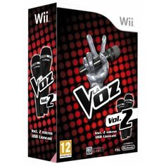 La Voz 2 + 2 Micros Wii
