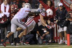 Nebraska Cornhuskers Rex Burkhead is a beast...Nuff said