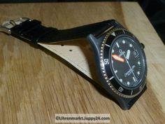 OMEGA Calypso 1 Kal. 1337 Lederband - Quartz Armbanduhren - Quartz, Omega Watch, Leather Cord, Wrist Watches