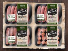Natural Meat — The Dieline - Branding & Packaging