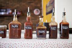 Reusing Jack Daniels Bottles for Homemade Sauce
