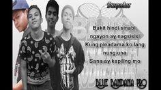 Sana Ay Kapiling Mo - Blue Bandana (Official Lyric Video)