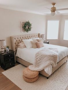 The post Cozy bedroom details care of Room Ideas Bedroom, Cozy Bedroom, Bedroom Inspo, Home Decor Bedroom, Bedroom Bed, Adult Bedroom Ideas, Master Bedroom, Bedroom Rugs, Bedroom Black