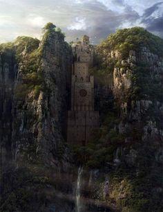 Templo dos heróis do norte