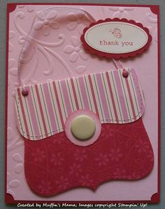 Muffin's Mama - Cards and Paper Crafts at Splitcoaststampers
