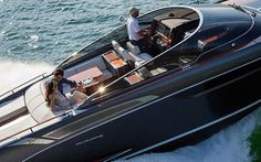 The magnificent new Riva rewrites the rulebook of timeless elegance  The well-known Ferretti Group has launched their latest model in their Riva yacht range, the Rivamare. The luxurious yacht measures an impressive 11.88 meters (39 ft) with a full beam of 3.5 metres (11.6 ft) and can carry up to eight passengers.