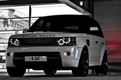 Range Rover Madness :D