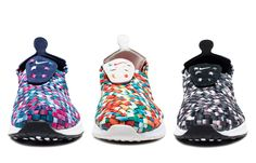 The Nike Air Woven Returns in a Trio of Multi-Color Options