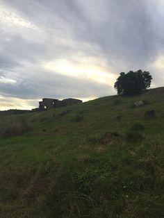 Kirkeruin, Maridalen