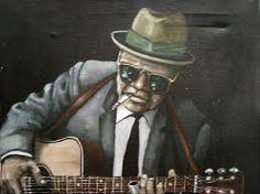 ... African American Artwork Sisters African american blues man