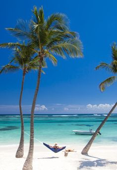 Soak up the sun in, Club Med Punta Cana, Dominican Republics' resort used to escape from responsibilities and life.
